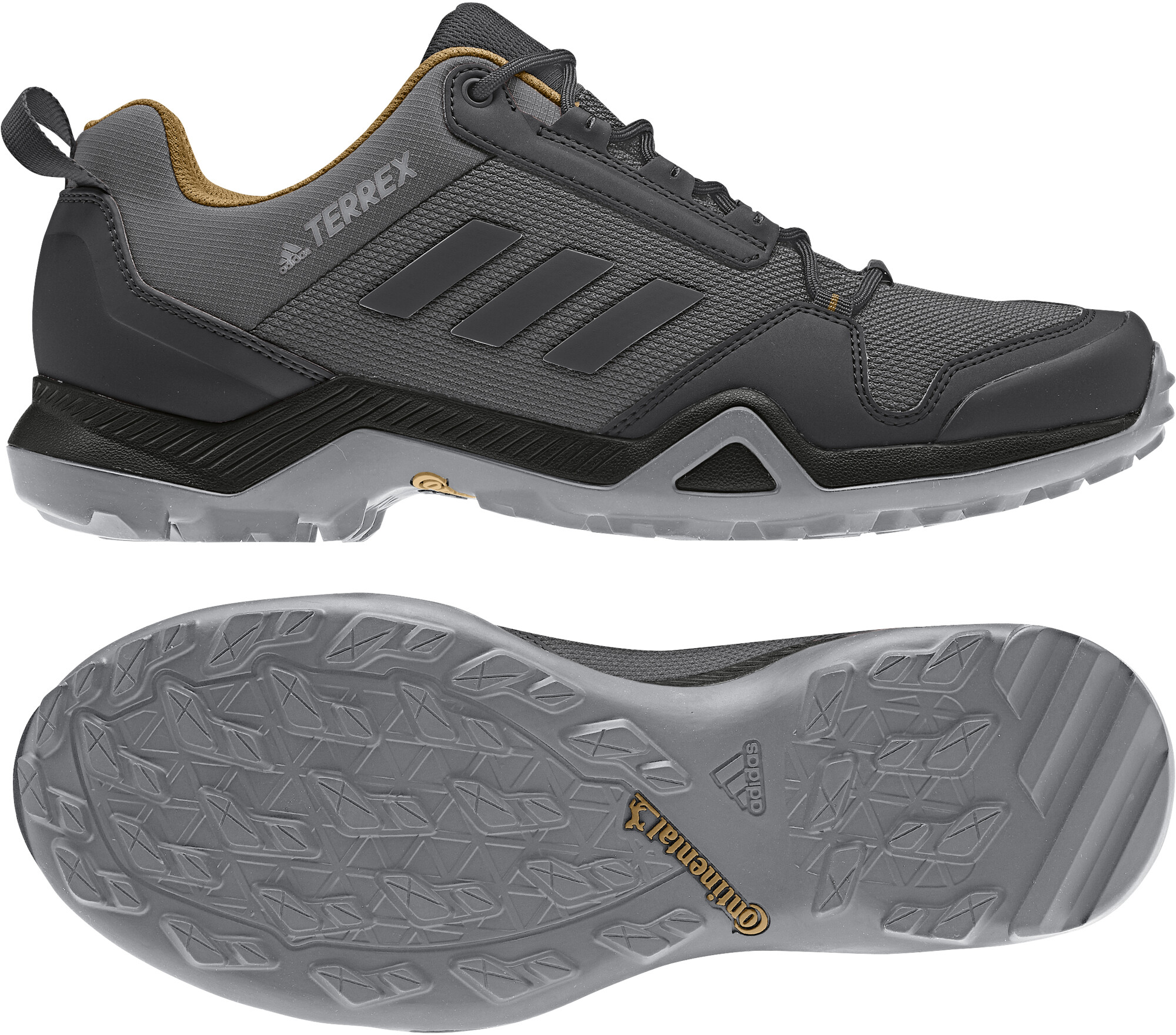 outlet store 24b52 4675e adidas TERREX AX3 - Chaussures Homme - gris